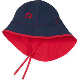 Finkid Ranta Sport Hat Kids navy/red